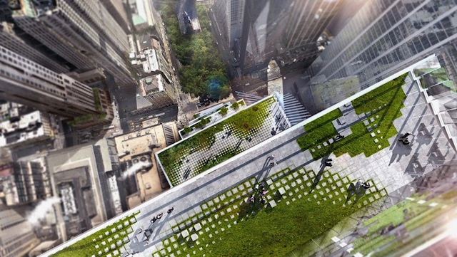 World trade center, big rimpiazza norman foster per il nuovo ...